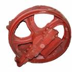 колесо натяжное